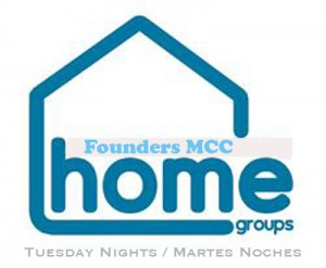 Home Group Logo Tuesday Nights
